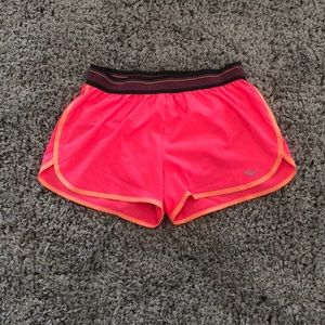 Lot of women's athletic shorts